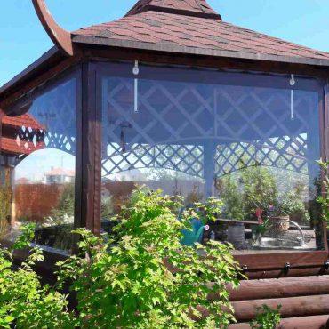 Низька ціна виробів - М'які вікна Полтава